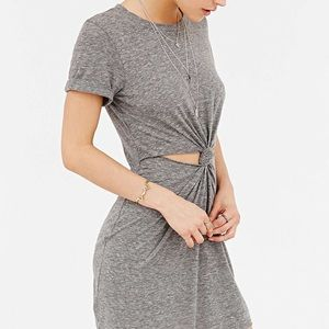 Urban Outfitters Honey Punch Knot Dress